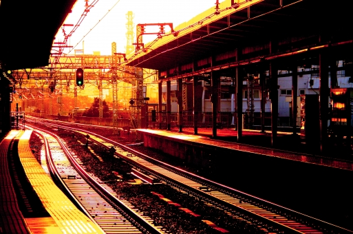 Tokyo's public transport - railway and subway systems
