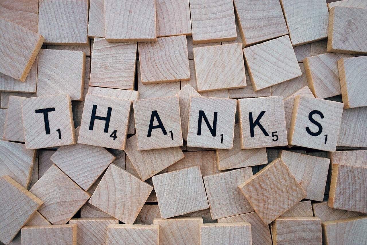 How and when to say Thank You in the Office