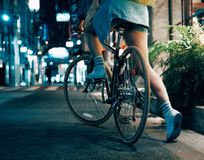 How to ride your bike in Japan (the worst possible way)
