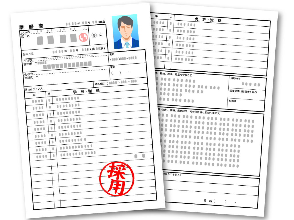 japanese resume  u2013 how to write your rirekisho