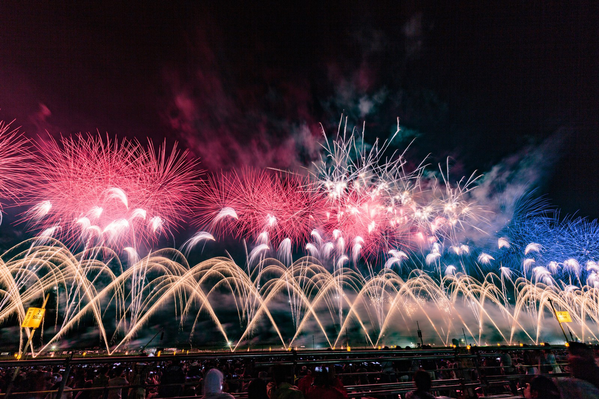 Hanabi Festival- what's special about Japanese fireworks
