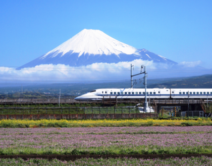 Budget travel by train: the Japan Rail Pass
