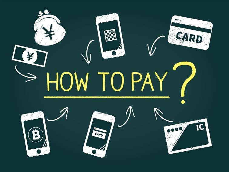 Cashless Payment Options in Japan